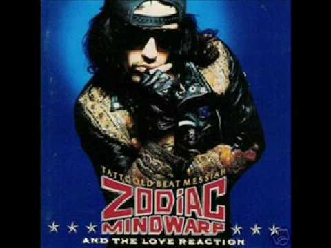 Zodiac Mindwarp & the Love Reaction: Planet Girl