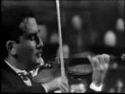 Christian Ferras plays Sibelius Violin Concerto: 3rd mov.