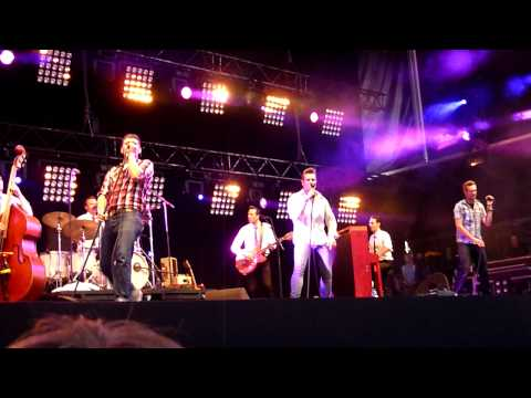 The Baseballs - Hey There Delilah (Zwarte Cross 2010)