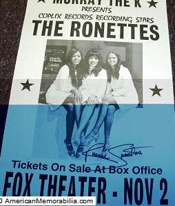 Ronnie Spector Tickets 2019 - Ronnie Spector Concert tour ...
