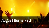 August Burns Red New Haven tickets