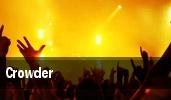 Crowder Bloomsburg tickets