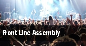 Front Line Assembly San Antonio tickets