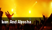 Ivan And Alyosha Washington tickets