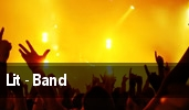 Lit - Band tickets