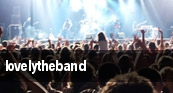 lovelytheband Anaheim tickets