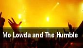 Mo Lowda and The Humble Salt Lake City tickets