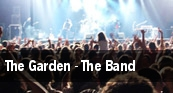 The Garden - The Band San Diego tickets