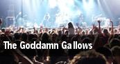 The Goddamn Gallows Tulsa tickets