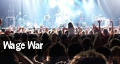 Wage War Las Vegas tickets