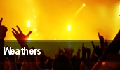 Weathers Nashville tickets