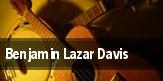 Benjamin Lazar Davis tickets
