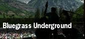 Bluegrass Underground tickets