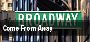 Come From Away San Diego Civic Theatre tickets