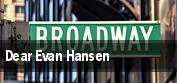 Dear Evan Hansen Peace Concert Hall At The Peace Center tickets