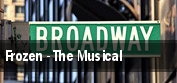 Frozen - The Musical New Orleans tickets
