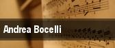 Andrea Bocelli Climate Pledge Arena tickets