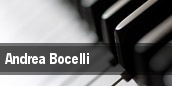 Andrea Bocelli Korinn Arena tickets