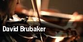 David Brubaker tickets