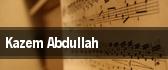 Kazem Abdullah tickets