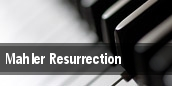 Mahler Resurrection Tucson Music Hall tickets