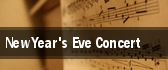 New Year's Eve Concert tickets