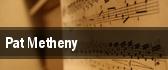 Pat Metheny Mashantucket tickets