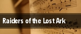 Raiders of the Lost Ark tickets