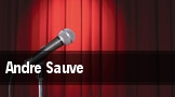Andre Sauve tickets