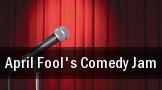 April Fool's Comedy Jam tickets