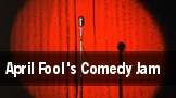 April Fool's Comedy Jam Washington tickets