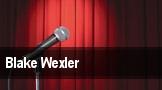 Blake Wexler tickets
