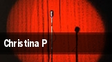Christina P San Antonio tickets