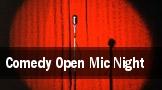 Comedy Open Mic Night tickets