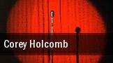Corey Holcomb tickets