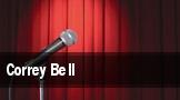 Correy Bell tickets