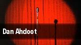 Dan Ahdoot tickets