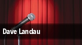 Dave Landau tickets