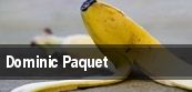 Dominic Paquet Montreal tickets
