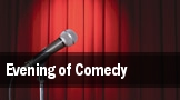 Evening of Comedy tickets