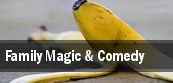 Family Magic & Comedy Show tickets