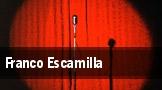 Franco Escamilla Indianapolis tickets