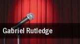 Gabriel Rutledge tickets