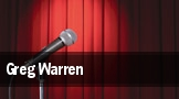 Greg Warren tickets