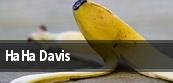 HaHa Davis Washington tickets