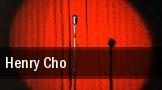 Henry Cho tickets