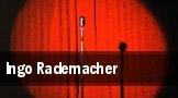 Ingo Rademacher tickets