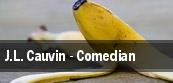 J.L. Cauvin - Comedian tickets