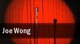 Joe Wong tickets
