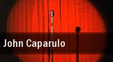 John Caparulo tickets